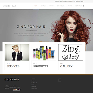 Zing For Hair