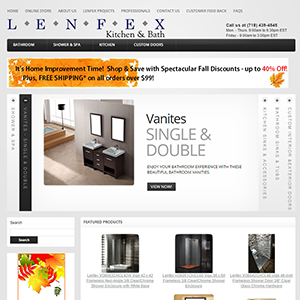 Lenfex Kitchen & Bath